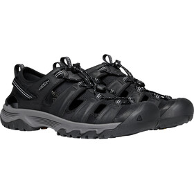 Keen Targhee III Sandals Men black/grey